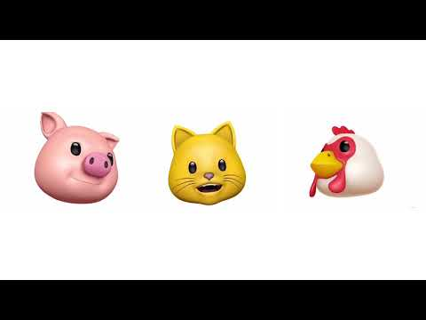 Download Youtube: Animoji Karaoke sing The Lion Sleeps Tonight by Tight Fit