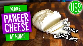 How To Make Farmer's Cheese