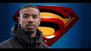 Michael B Jordan Playing Superman? Uh-Oh