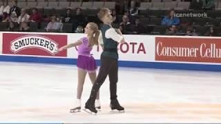 05 Sarah ROSE & Ian MEYH - US Nationals 2018 - Junior Pairs FS
