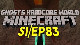 A New Texture Pack In Ghost's Hardcore Minecraft World! {S1/EP83}
