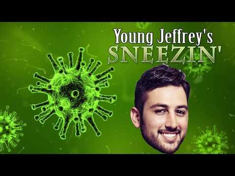 Sneezin' (Ariana Grande Parody) - Young Jeffrey's Song of the Week