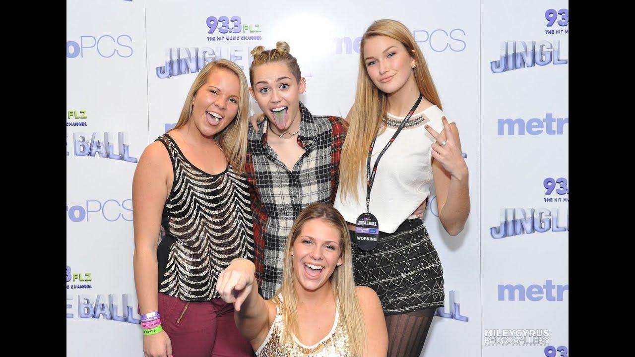 Miley cyrus hot 933s jingle ball meet greet youtube miley cyrus hot 933s jingle ball meet greet m4hsunfo Gallery