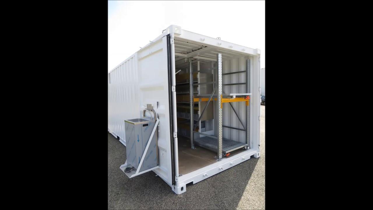 Container Aménagé Studio Prix maison container prix belgique
