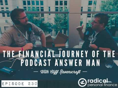 230-How Being Debt-Free Enables Entrepreneurship: The Financial Journey of the Podcast Answer M…