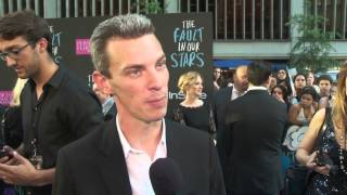 The Fault In Our Stars: Director Josh Boone New York Red Carpet Premiere