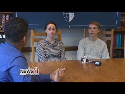 Yale law students work to fight Trump's immigration ban