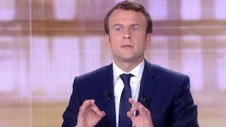 """Emmanuel macron """"C'est de la poudre de perlimpinpin"""""""