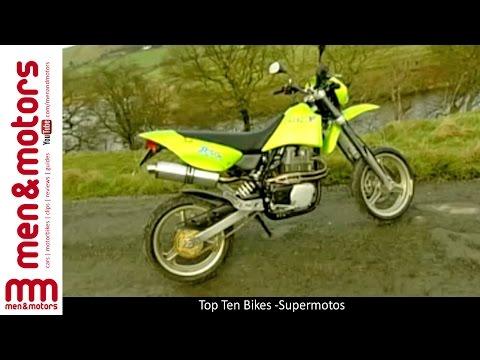 Top Ten Bikes - Supermotos