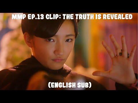 Magic X Warrior MagiMajo Pures|| Episode 13 Clip: Momoka Finds Out Shiori Is Evil! (English Sub)