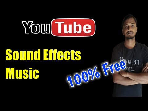 How To Download Free Sound Effects And Music In Tamil | Selva Tech