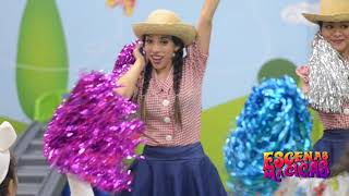 Show de la granjita con Escenas Mágicas