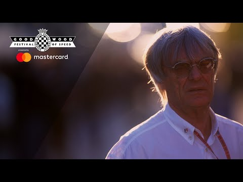 The Five Ages of Ecclestone   The Manager