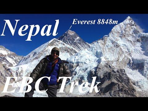 Trekking in Nepal Himalaya - Jiri to Everest Base Camp trek in Nepal
