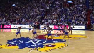 "KU dance team ""Can"