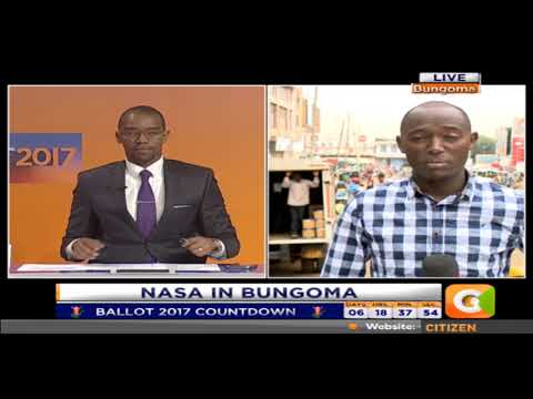Citizen Extra : Nasa in Bungoma
