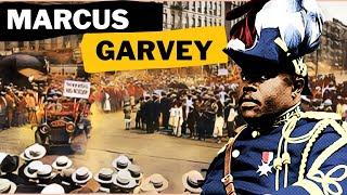 Marcus Garvey - The Black Moses (Black History Animated)