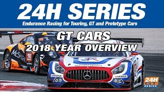 Hankook 24H SERIES 2018 Year Overview GT cars