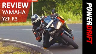 yamaha yzf r3 review powerdrift