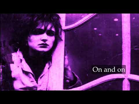 Siouxsie & the Banshees - Forever (lyrics on screen)