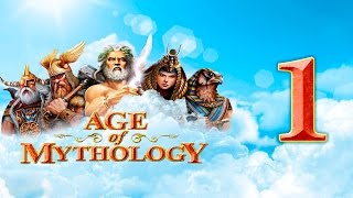 Прохождение Age of Mythology # 1