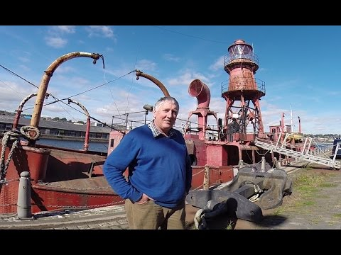 The Courier tours the North Carr Lightship in Dundee
