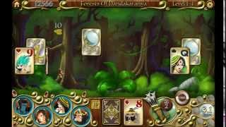Solitaire Stories: The Quest for Seeta (Gameplay) HD