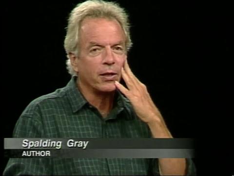 Spalding Gray  1997