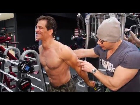 Celebrity Fit Tip Johnathon Schaech