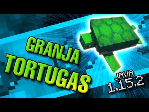 Granja De Tortugas | Minecraft 1.15.2