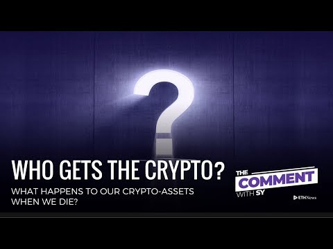 A Monster ICO, MMA Fighter's BCH/DASH Sponsorship, Crypto After Death | The Comment | Episode 132