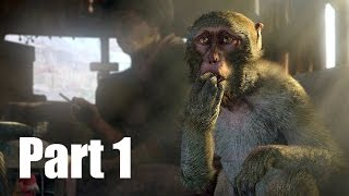Far Cry 4 Part 1- Welcome to Kyrat PS4 no commentary