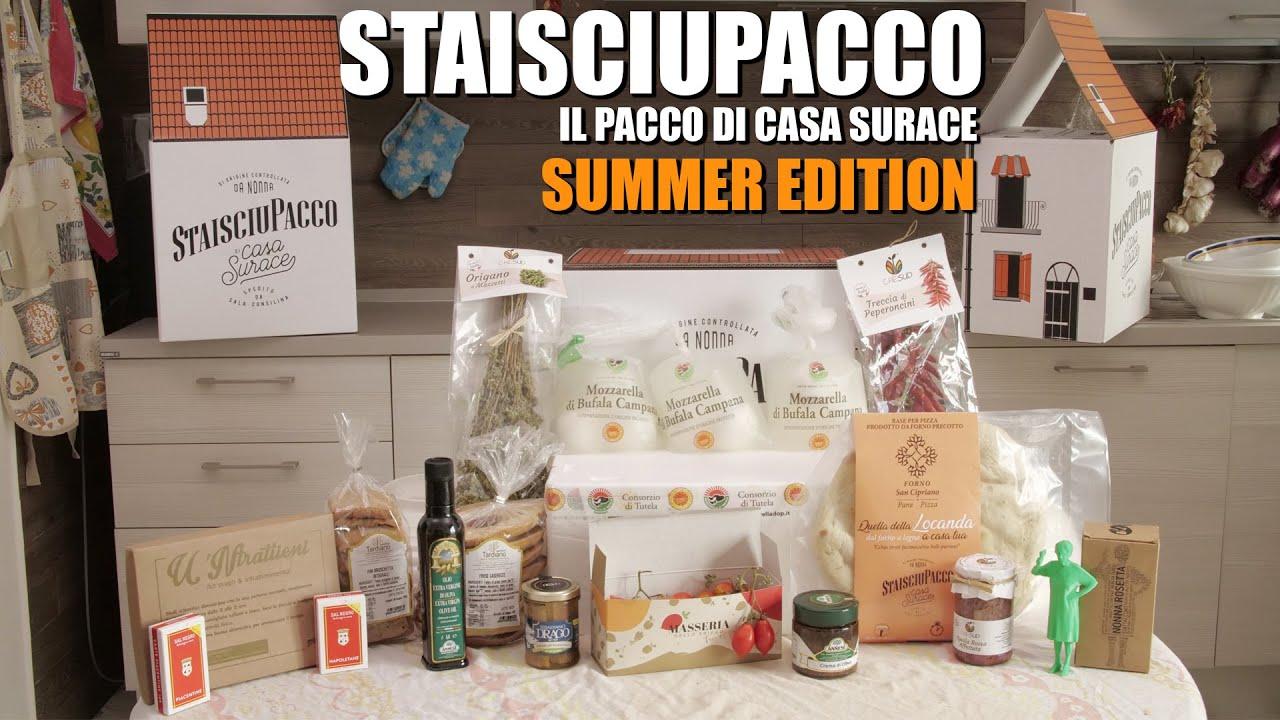 STAISCIUPACCO SUMMER EDITION