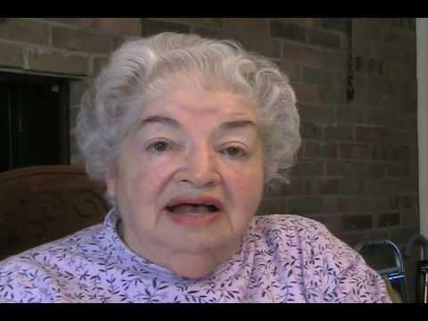 Army nurse Elsie Perch