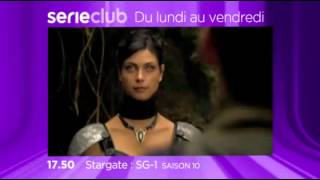 Bande Annonce de la Saison 10 de Stargate SG 1