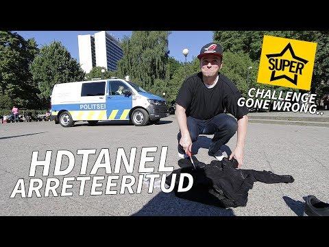 HDTaneli SUPER ICE CHALLENGE.. GONE WRONG!?