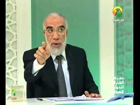*مؤثر*  ماذا يرى العبد عند بلوغ أعلى درجات - الشيخ عمر عبدالكافي
