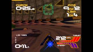 Beautiful Brutality - Wipeout 2097 - Random - Happy Ending After All