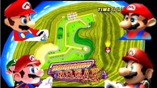 Off Camera Secrets | Mario Kart 64, DD, DS, Wii - Boundary Break