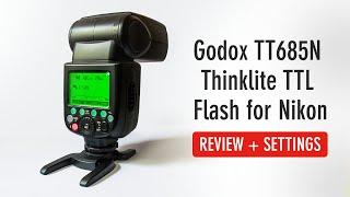 Godox Thinklite TT685 TTL Flash Godox TT685 Flash Review Unboxing Tutorial Sonika Agarwal