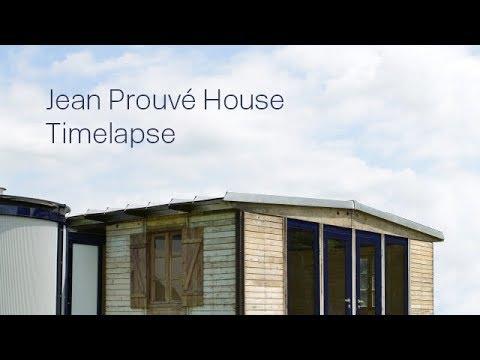 Jean Prouvé 6x6 Demountable House, adaptation by Rogers Stirk Harbour + Partners