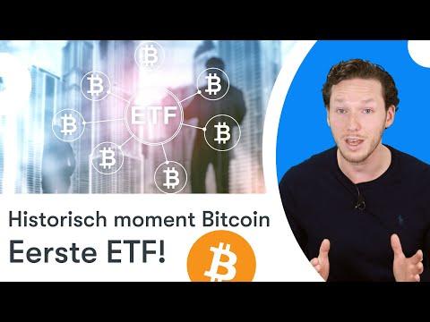 Bitcoin Nadert Hoogste Koers Ooit!   ETF Live   BTC Nieuws Vandaag   #519