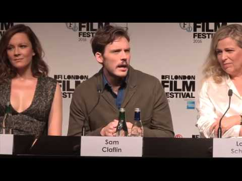 Their Finest – Bill Nighy, Gemma Arterton,  Sam Claflin, Rachael Stirling - BFI LFF Press Conference