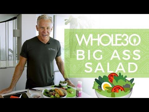 Whole30 Big Ass Salad | Mark Sisson