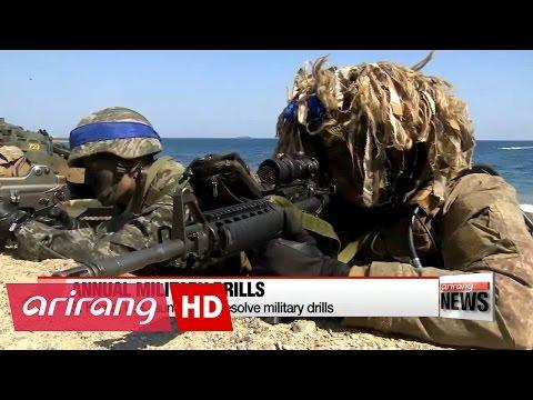 S. Korea, U.S. launch Key Resolve military drills