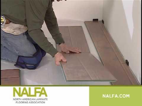 Installing Laminate Flooring Part Two What Is Laminate Flooring