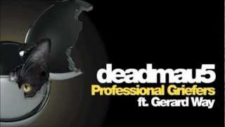 deadmau5 feat. Gerard Way - Professional Griefers Lyrics [Full] [New August 2012]