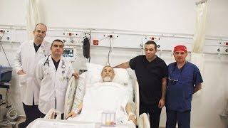 Bu kalp ameliyatı Konya'da İlk Kez Yapıldı