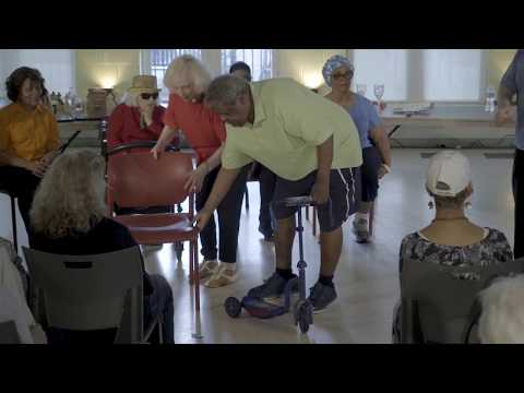 Elderlicious! ESTA SUCASA 2017 at Stanley Isaacs Senior Center