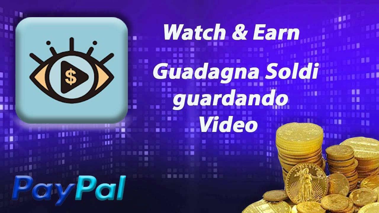guadagnare online guardando video